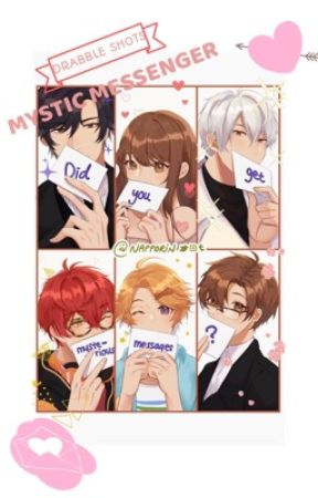 Tales of Mystery   Mystic Messenger by pickledcarrot