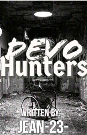 DEVO HUNTERS  by jean-23-
