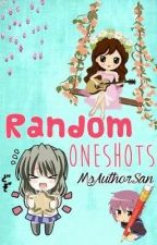 Short Stories and One Shots by MsAuthorSan