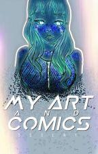 My Art & Comics  by soulny