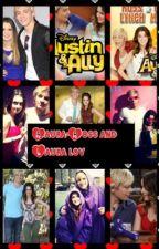 Raura ( lov story ) by disney_xdlover