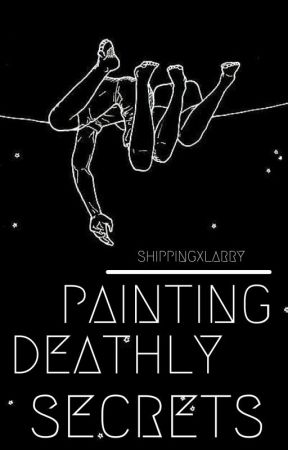 Painting Deathly Secrets Larry AU by ShippingxLarry