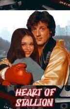 The Winner of My Heart (ROCKY BALBOA X OC) by stallonesgirl