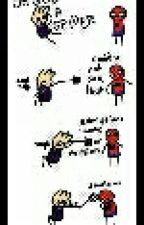 Marvel Memes by MarvelGeek2