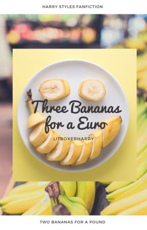 Three Bananas for a Euro by LitBoxerHarry