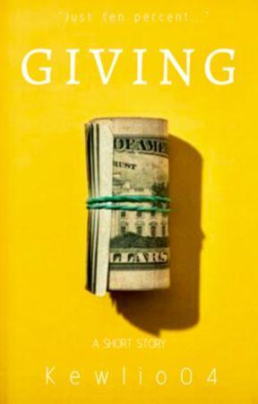Giving by Kewlio04