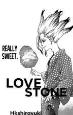Love Stone by HKshirayukiHK