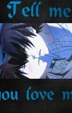 Tell me you love me (Sekai ichi hatsukoi onodera ritsu x takano masamune ) by sihfanlover
