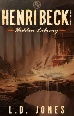 Henri Beck and the Hidden Library by ProjectPr1de