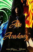 Ace Academy (The School of Magics) by Prince_R