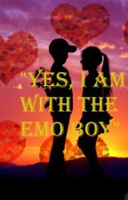 Yes, I'm With The Emo Boy by Shanteishere