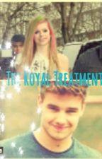 The Royal Treatment (One Direction) by XXxsmileyxXx1