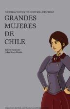 Grandes Mujeres de Chile by LukasBravoNicolas