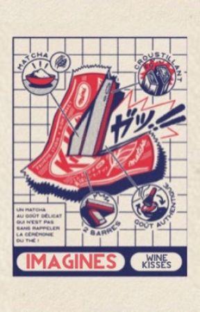 BTS IMAGINES  by WINEKISSES