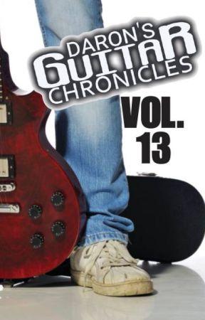 Daron's Guitar Chronicles Vol. 13 (contd) by ceciliatan