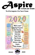 Aspire Magazine - January 2020 - Team of Dreams by TeamOfDreams