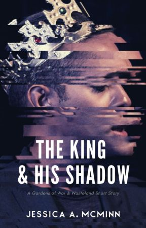The King & His Shadow by jamcminn