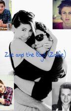 Zoe and the boys (Zalfie) by yailinbae