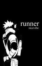 runner • kakashi hatake by nicevibe