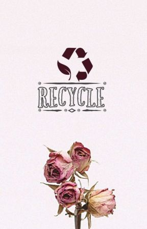 RECYCLE  by TheAfricInk