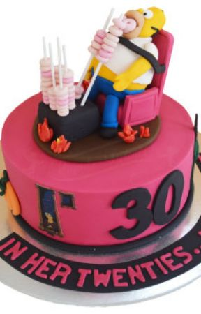Enjoyable Birthday Cakes Perth Custom Cakes Online For Every Occasion Funny Birthday Cards Online Alyptdamsfinfo
