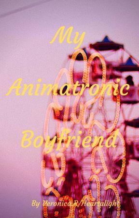 My Animatronic Boyfriend by heartalight