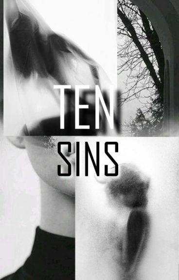Ten Sins    Harry Styles a.u. #Wattys2015