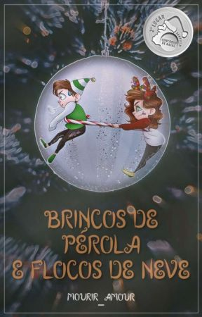 Brincos de Pérola e Flocos de Neve •larry• by Mourir_amour