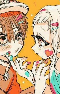 Đọc truyện Xả ảnh những cặp đôi trong Jibaku shounen hanako-kun :3