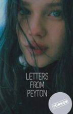 Letters from Peyton (TÜRKÇE) by Benbeniyerim