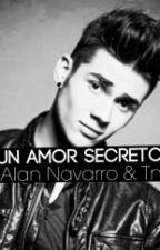 Un amor secreto. Alan navarro, ___ y cd9 by jeni_rusher_HM