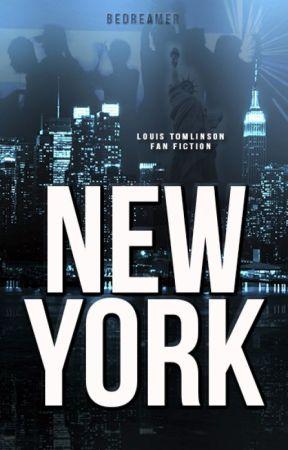 New York by Bedreamer