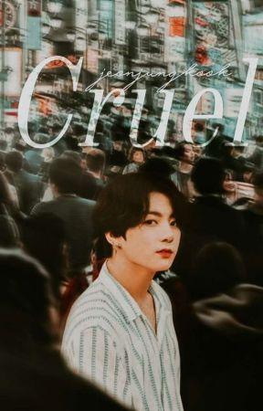 CRUEL + JEONJUNGKOOK by iamyoongi-