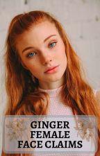 Ginger Female Faceclaims by FinnishUnicorn
