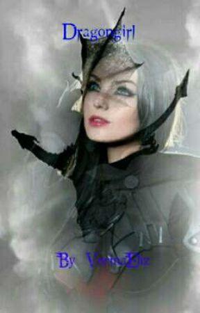 Dragongirl by verinaeliz