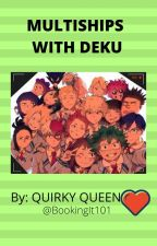 Multiships With Deku by Booking_it101
