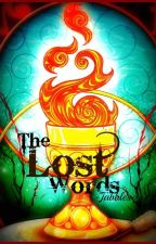 The Lost Words (a Percy Jackson fanfiction) by Jabbles