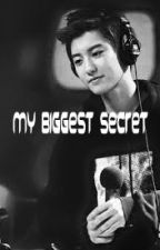 My biggest secret (Exo Chanyeol fanfiction) by Del_NaNa