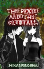The Pixie and the Crystal. (Black Butler: Book of Circus Fanfiction). by EmeraldBloom