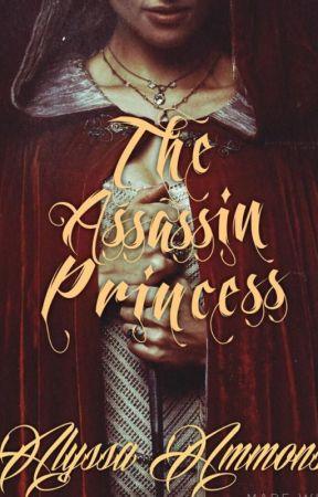The Assassin Princess by darkdemon125