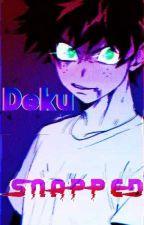 Deku Snapped by TheBlueKitty07