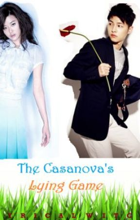 The Casanova's Lying Game by lyricalwitch