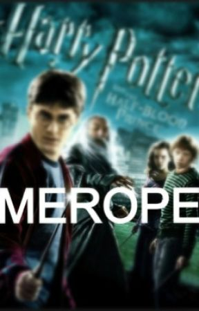 Oh Hold: Merope (a Harry Potter fanfic) by IVolunterAsFangirl