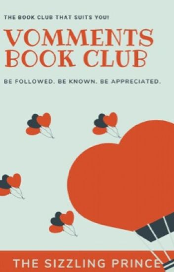 THE VOMMENTS BOOK CLUB
