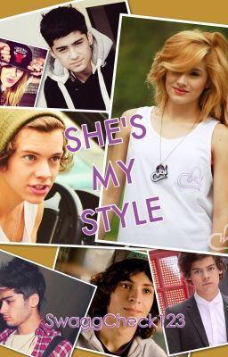 She's my style- HARRY STYLES AND CHACHI GONZALES FAN FICTION ONE DIRECTION