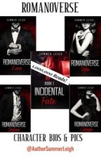 Romanoverse: Intro & Characters by Sumskees