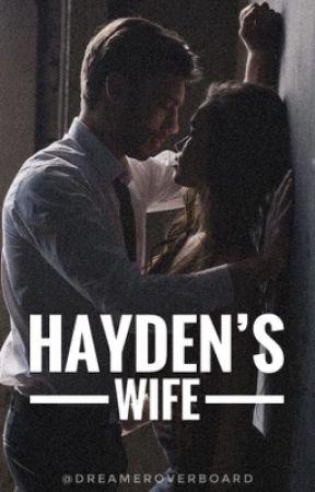Hayden's wife by dreameroverboard