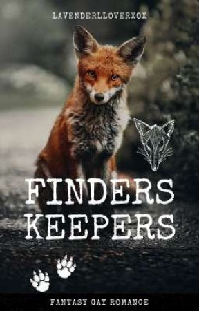 Finders Keepers [boyxboy] COMPLETED by LavenderLoverXOX