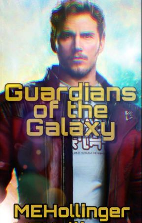 Guardians Of The Galaxy by MEHollinger