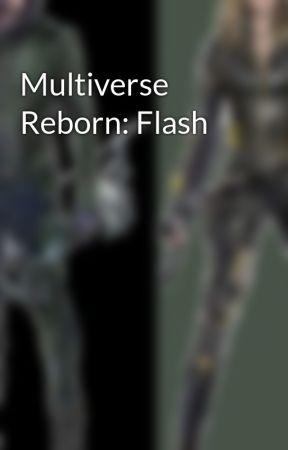 Multiverse Reborn: Flash by Lauriver1fanboy